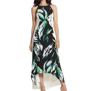 Chico's PALM PASSION MAXI DRESS size 0